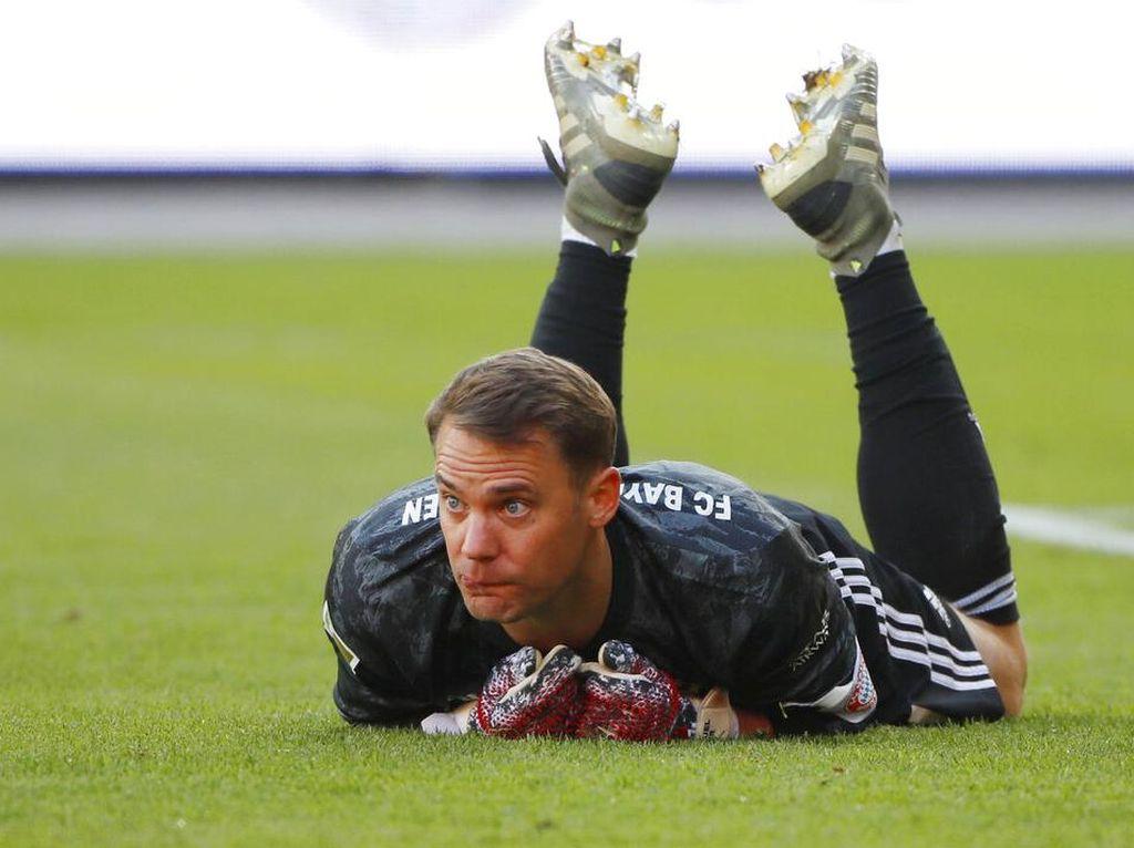Teken Kontrak Baru, Neuer di Bayern Hingga 2023