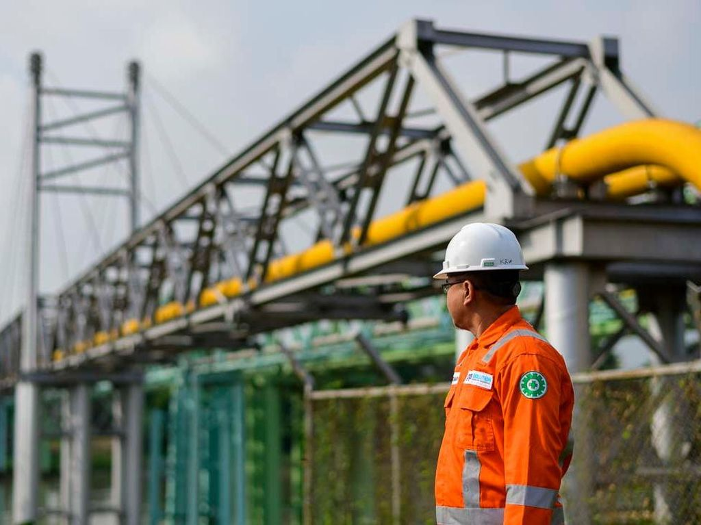 PGN Jamin Pasokan, Distribusi dan Layanan Gas Bumi Aman Selama Lebaran