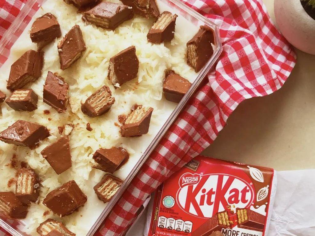 Ramadhan #DiRumahAja, Cobain Nih #KitKat4Takjil Nggak Pake Ribet