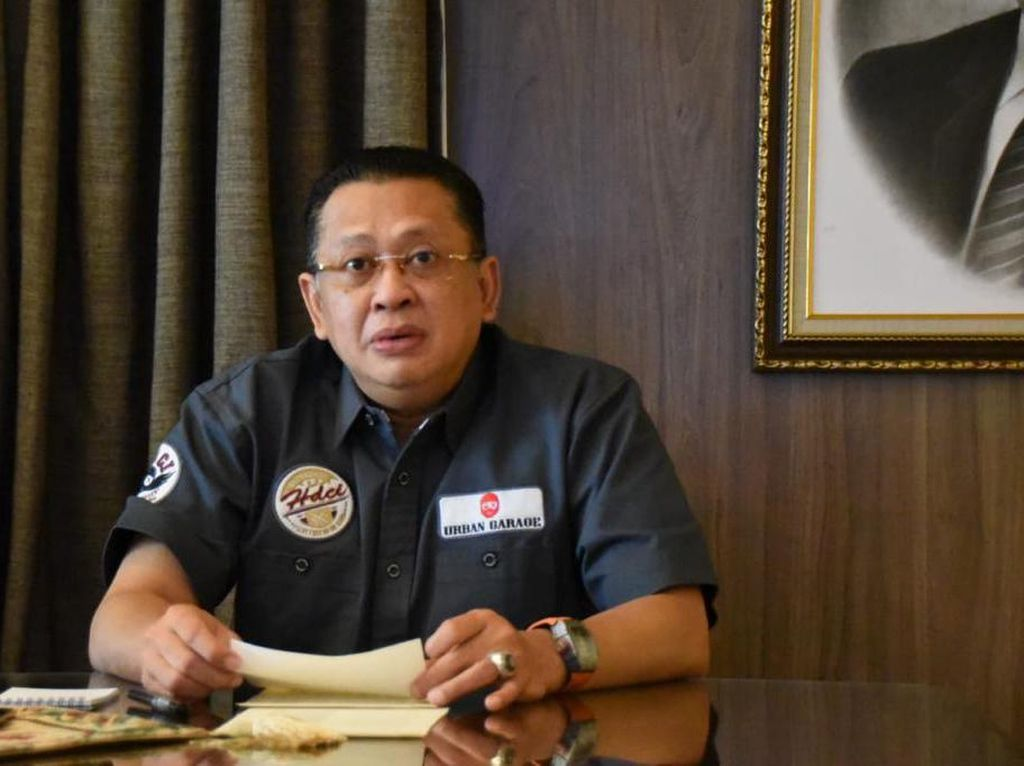 Bamsoet Soroti Konser Virtual Corona Jadi Isu Liar, Tak Enak Hati ke Jokowi