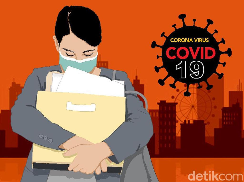 Dampak Corona, 661 Ribu Warga Banten Menganggur