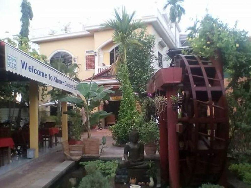 Selamat Pagi dari Siem Riep