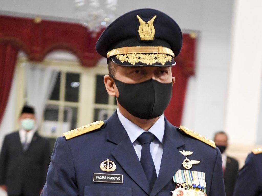 Hari Bakti Ke-73 TNI AU, KSAU Bicara Semangat Pengorbanan Saat COVID-19