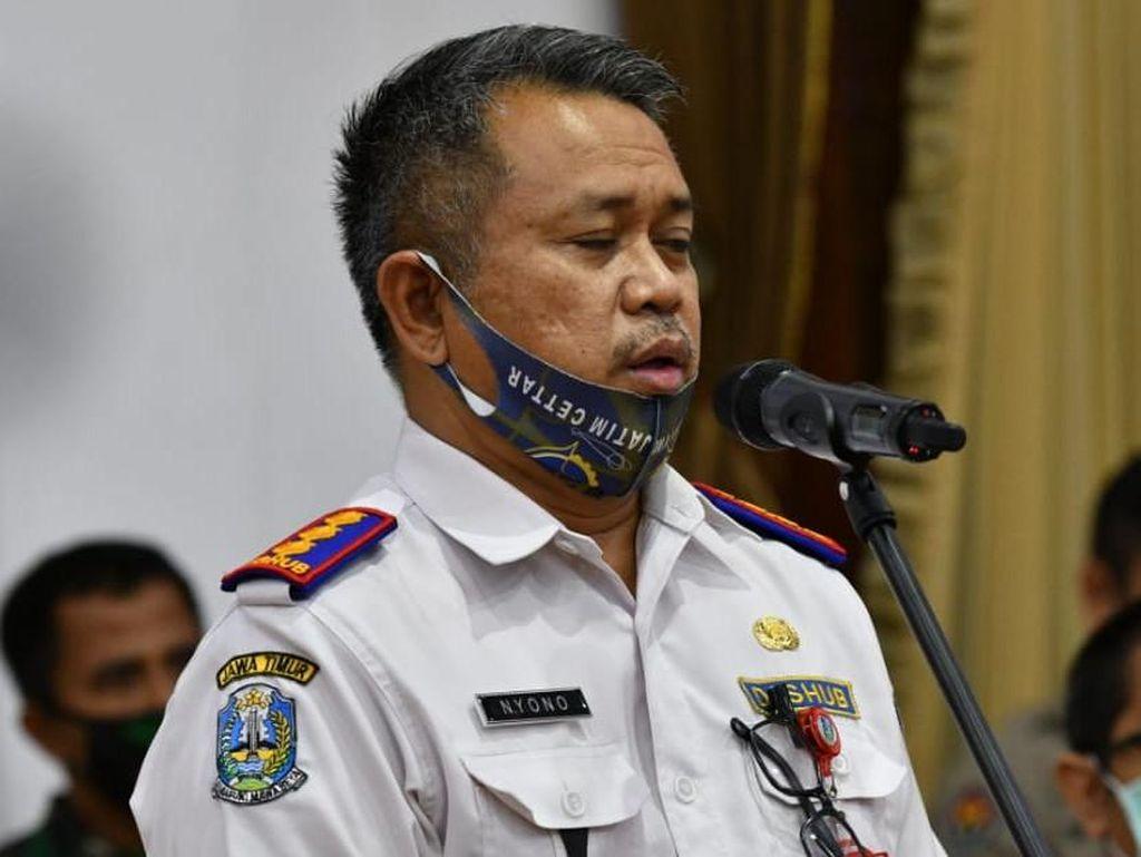 Di Tengah PSBB, Mudik Lokal Masih Diperbolehkan untuk Warga Surabaya Raya