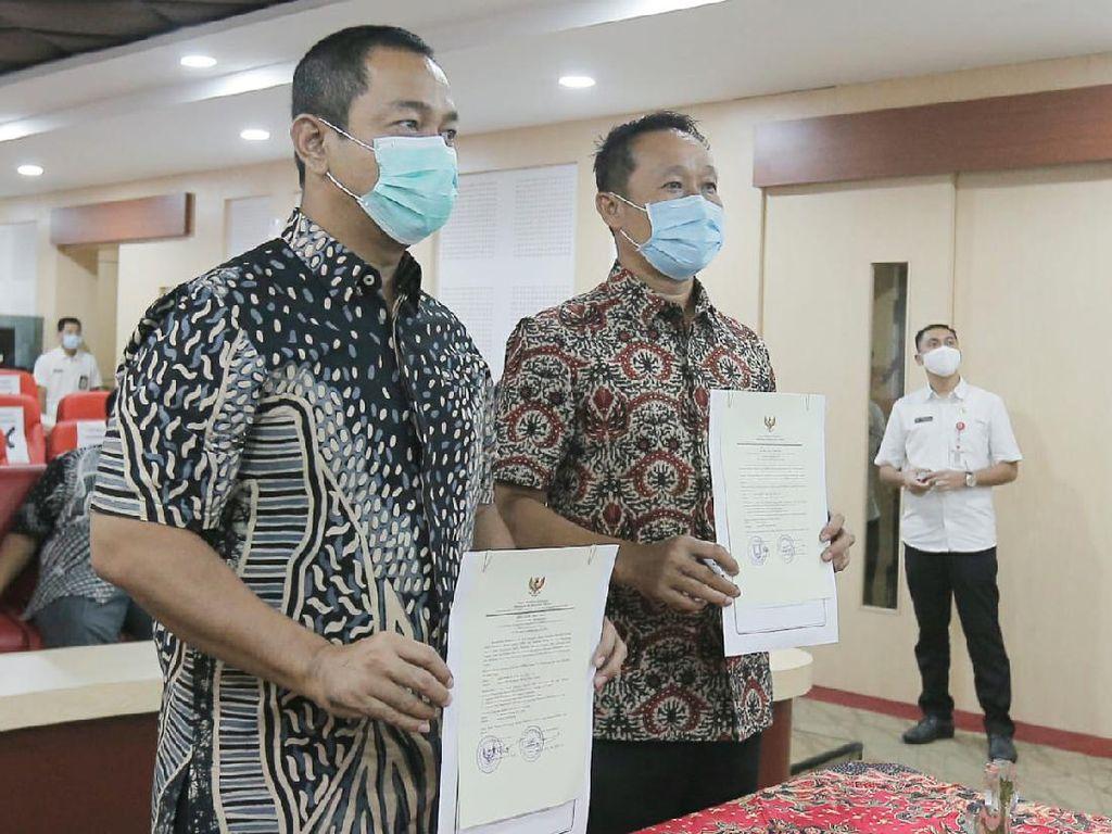 Kota Semarang Raih Opini Wajar Tanpa Pengecualian dari BPK RI