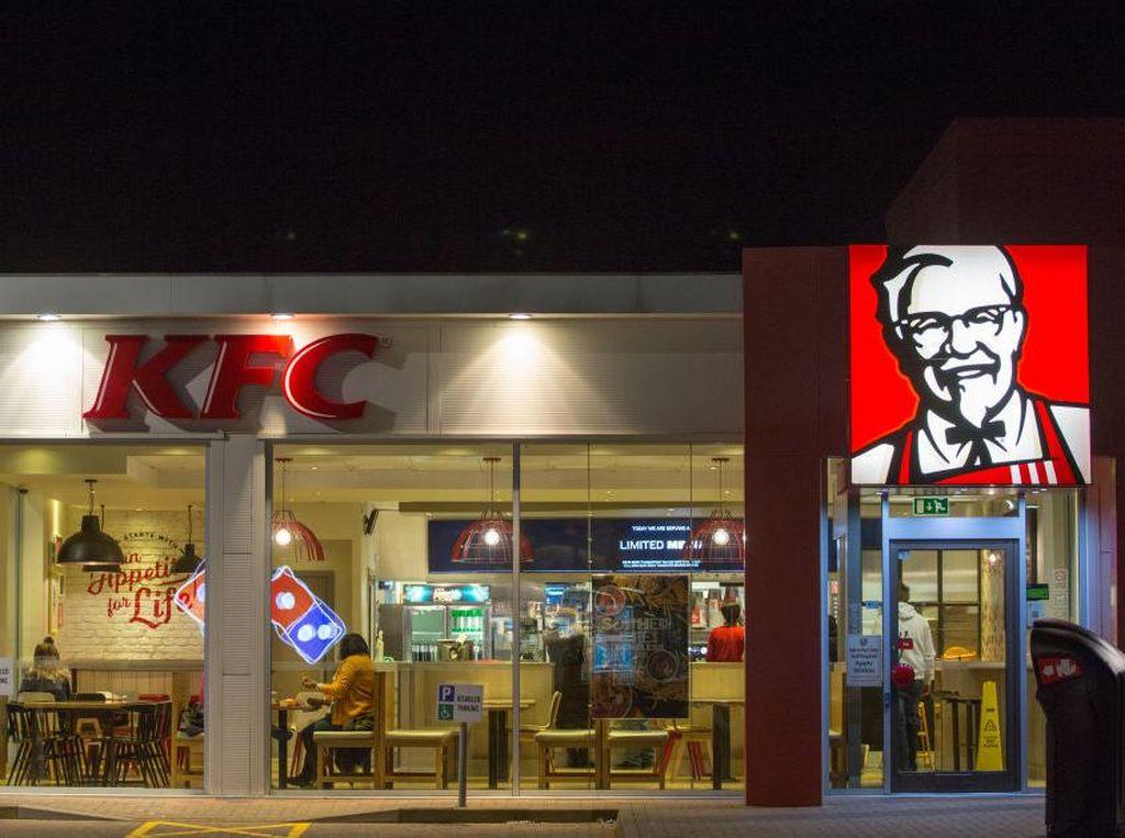 KFC Tutup Sementara 33 Gerai di Stasiun dan Bandara