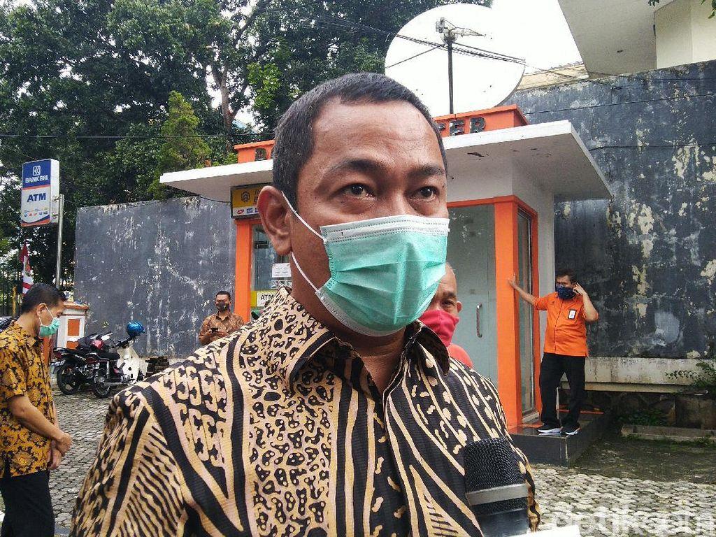 Semarang Zona Merah Corona, Walkot: Kasus Naik Turun Seperti Huruf W