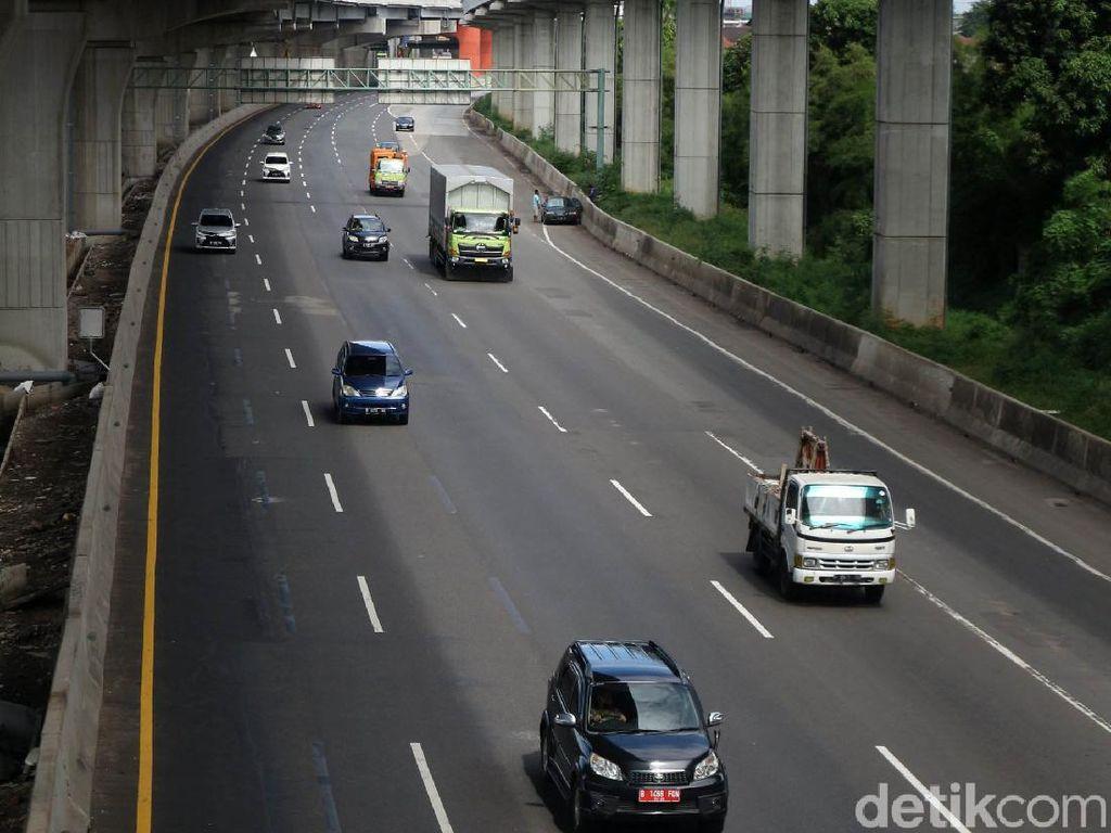 Polda Metro Siapkan Skenario Contraflow-One Way Antisipasi Libur Panjang