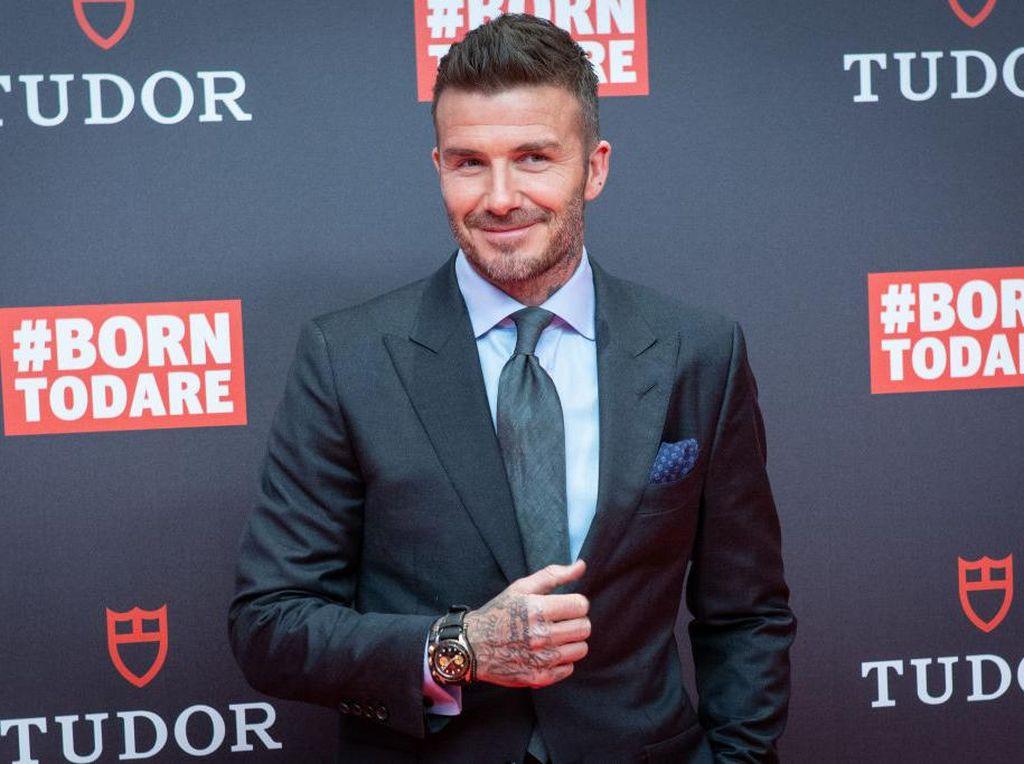 Jadi Sampul Game FIFA 21, Segini Bayaran David Beckham