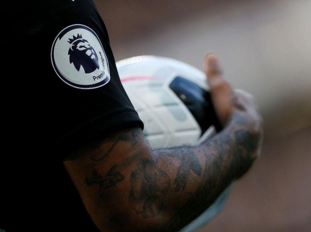 Klasemen Liga Inggris: Liverpool Sementara Teratas