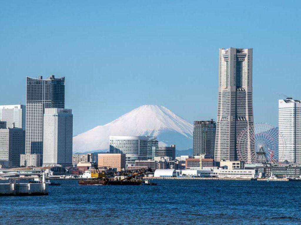 Jepang Buka Pintu untuk Turis di Tahun 2021?