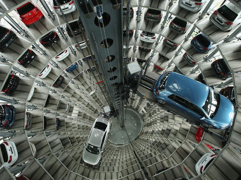 Waduh! 3 Juta Data Konsumen VW dan Audi Dicuri