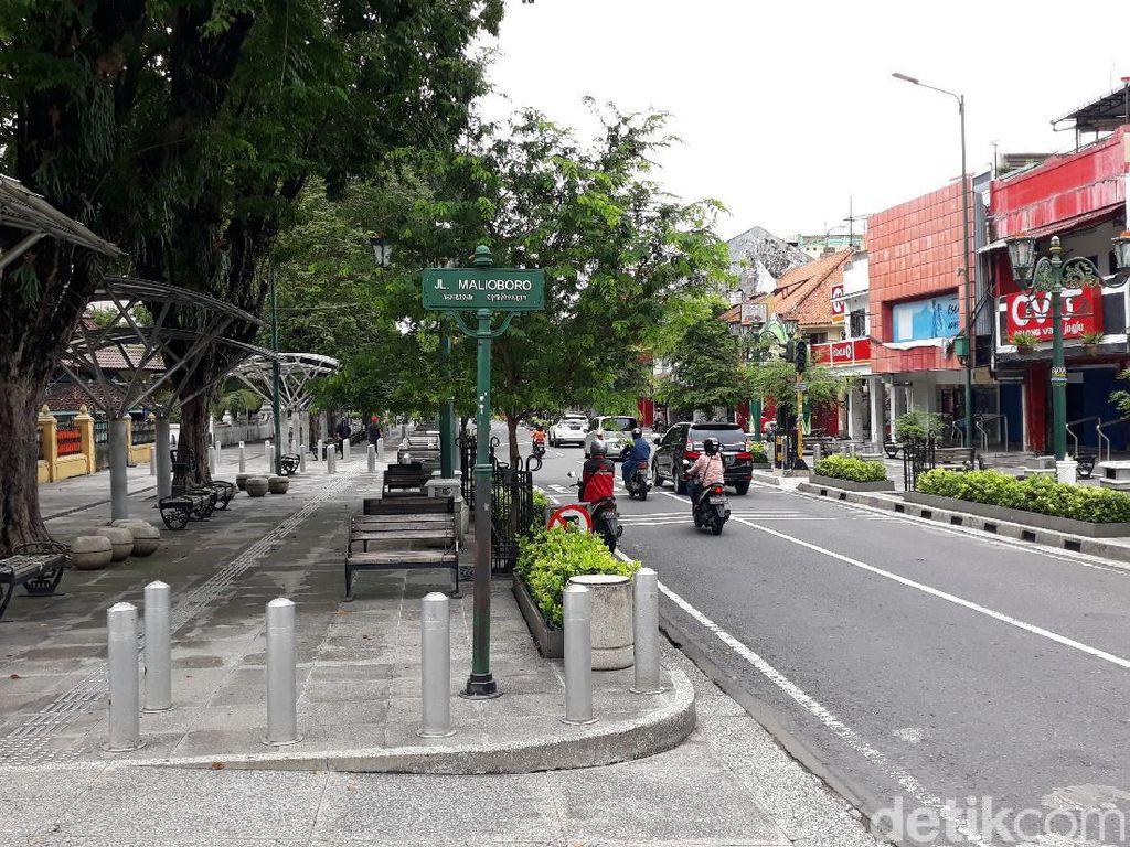 Malioboro, Jantung Hati Kota Yogya yang Kini Sepi