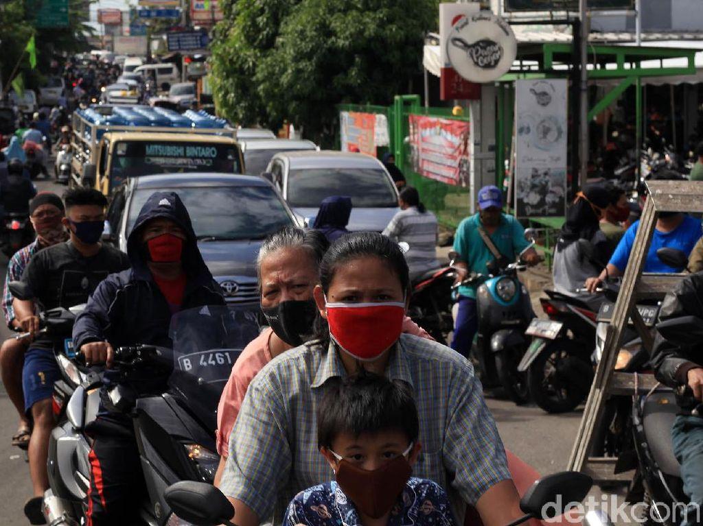 Polri Masih Tutup Pelayanan SIM-STNK Sampai 29 Juni