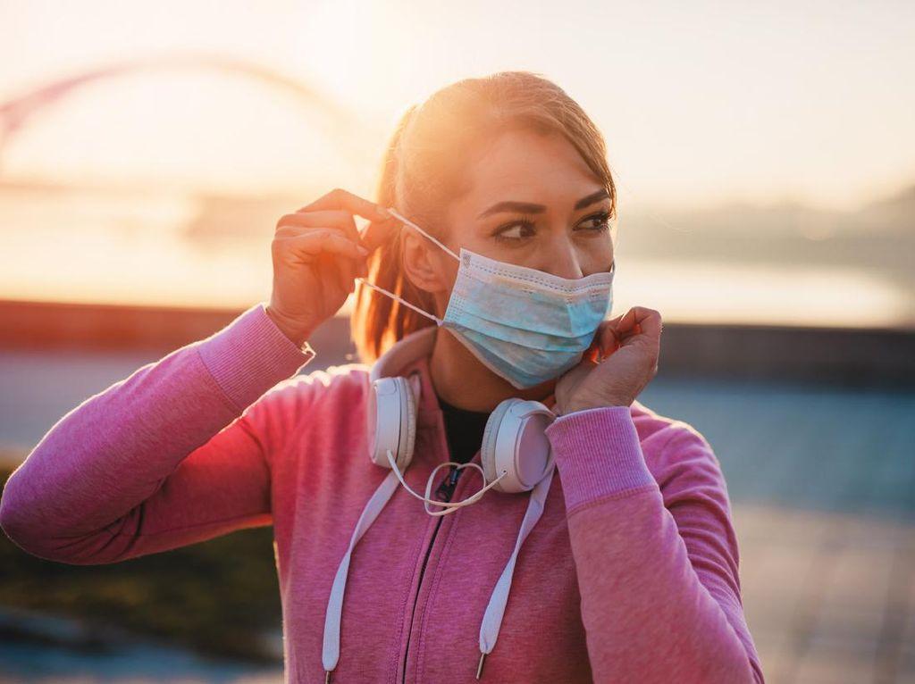 Pakai Masker Efektif Cegah Corona? Eksperimen Viral Ini Punya Jawabannya