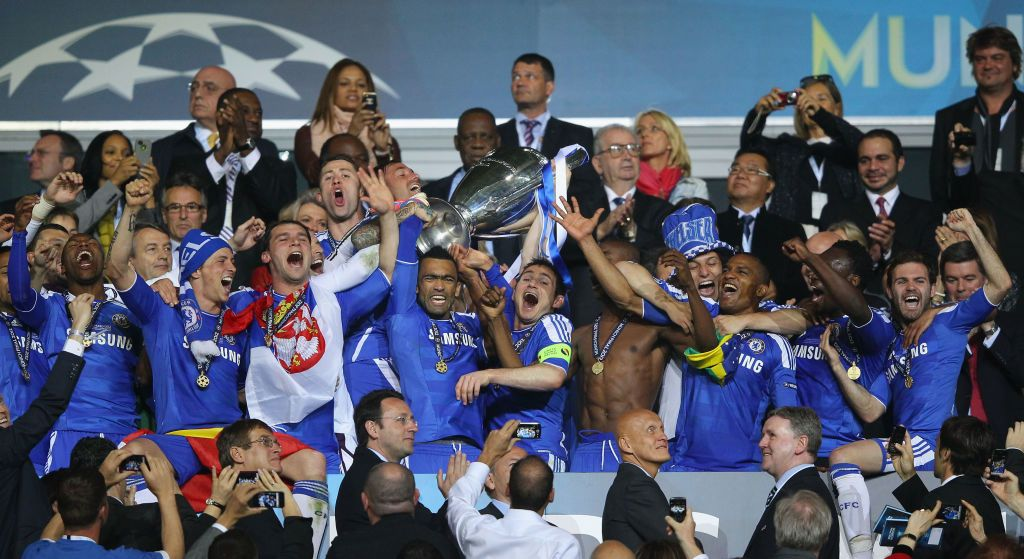Chelsea Juara Liga Champions di musim 2011/2012