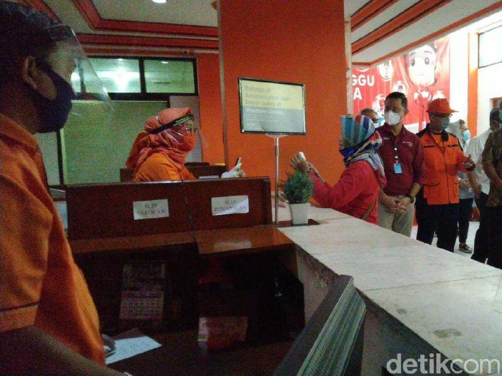 Mensos Pantau BST di Semarang, Targetkan 114 Ribu KK Selesai 2 Hari