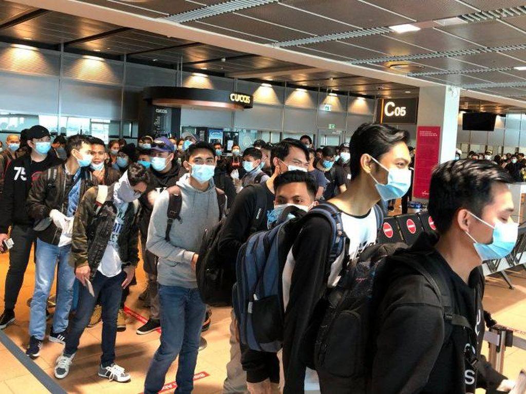 1.970 WNI ABK dari Jerman Dipulangkan ke Indonesia hingga 21 Mei