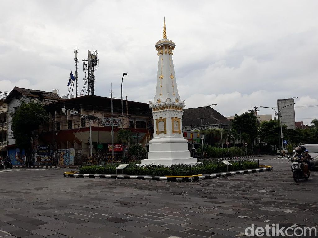 Sugeng Tanggap Warsa Yogyakarta!
