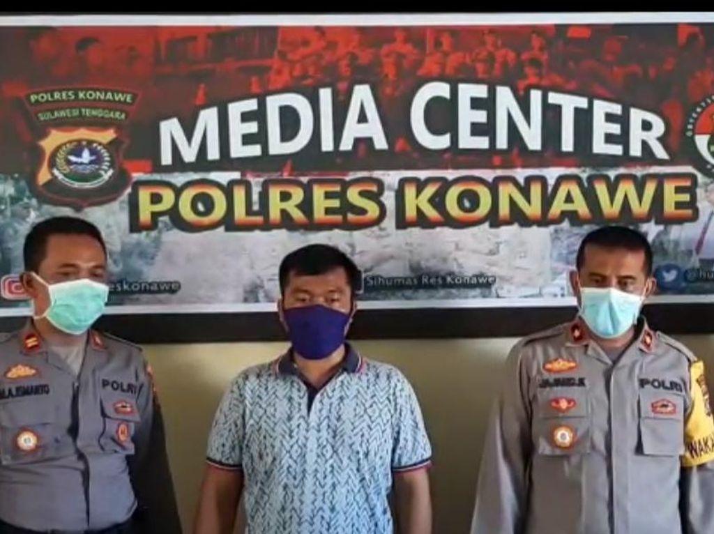 Polisi Tak Bermakser Lawan Petugas Gugus Tugas Berujung Minta Maaf