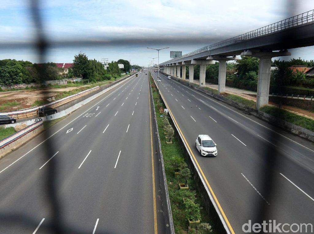 Tarif Tol Jakarta-Cikampek Naik Goceng!