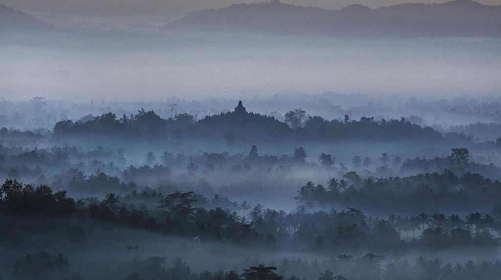 Area Wisata Borobudur Akan Buka Awal Juni