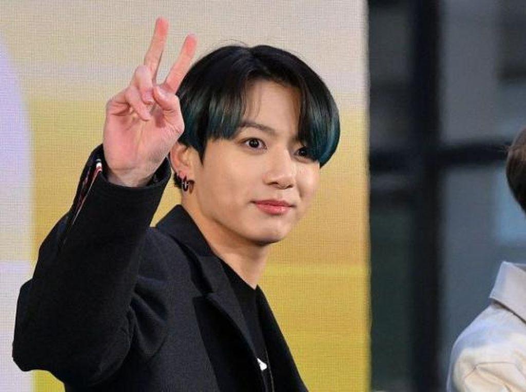 Rayakan Ulang Tahun Jungkook BTS, Jalan Korea Dipenuhi Ucapan Selamat