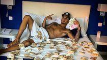 Foto: Rapper yang Hobi Pamer Gepokan Uang & Emas Dirampok Hingga Tewas