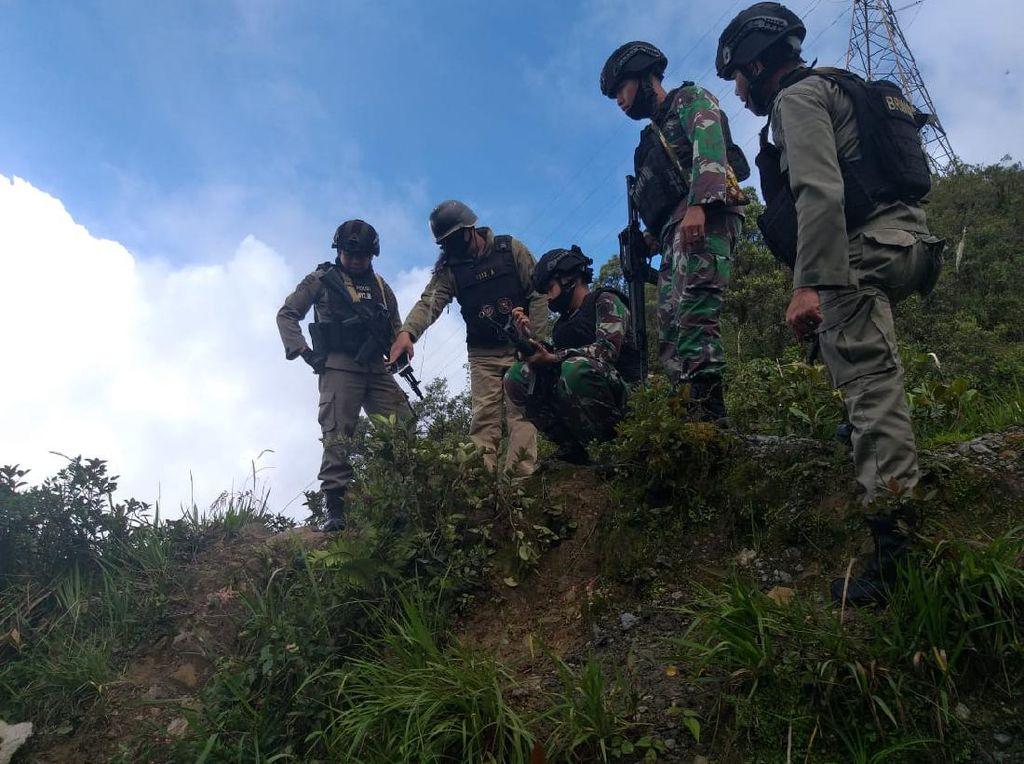 KKB Kembali Tembaki Warga di Tembagapura Papua, 1 Orang Terluka