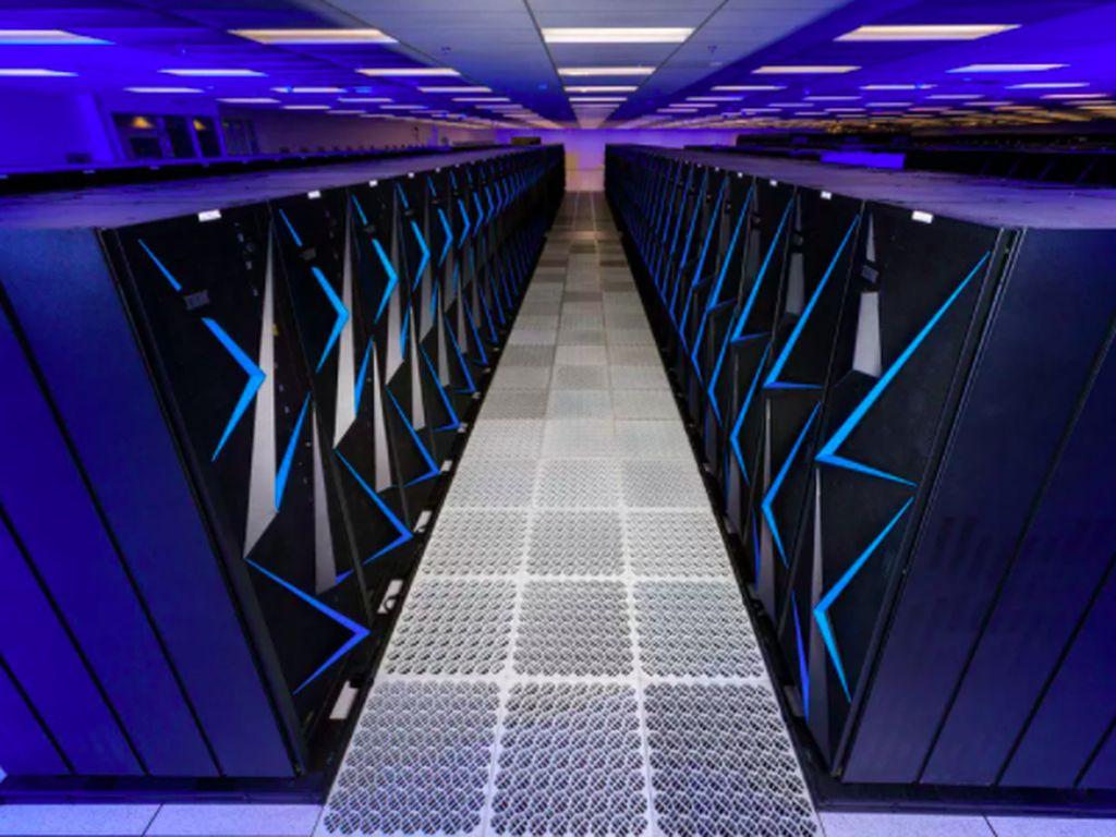 Microsoft Bikin Komputer Super untuk Lawan Corona