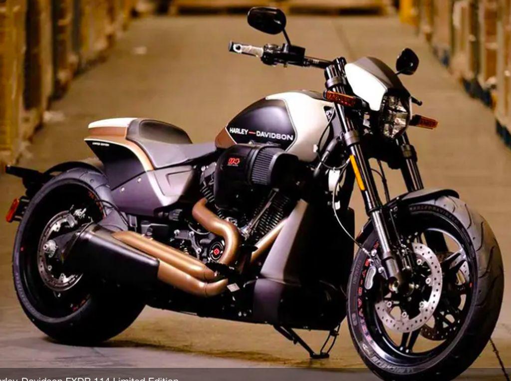 Harley-Davidson Edisi Terbatas Meluncur di Inggris dan Irlandia