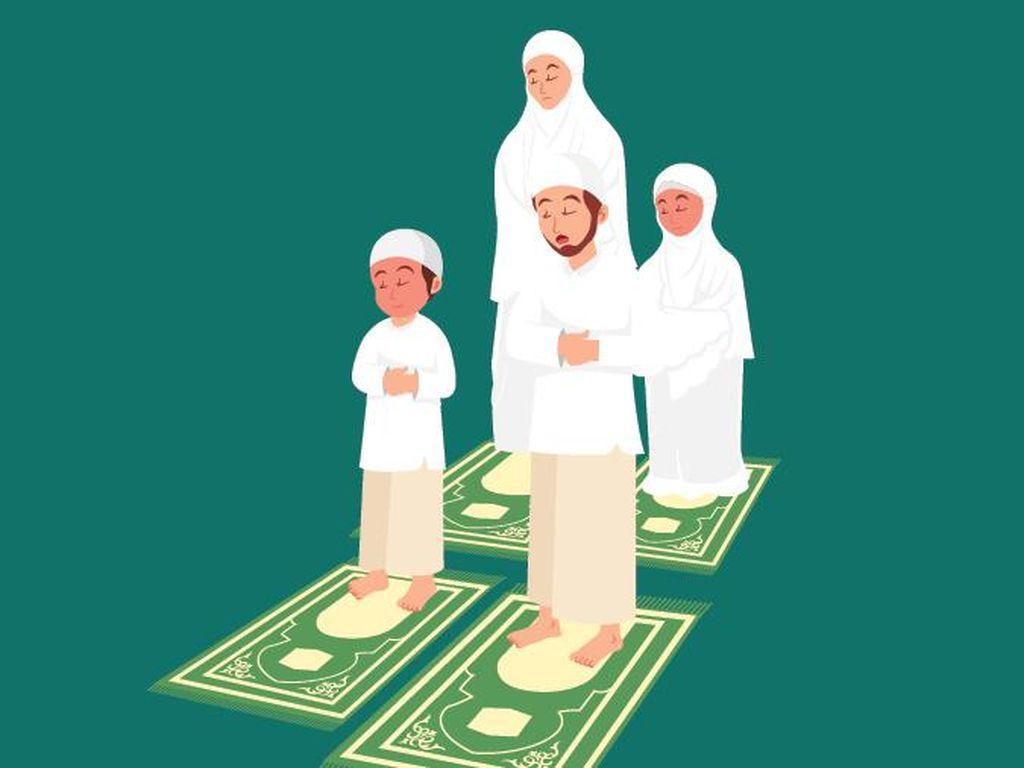 Khutbah Idul Fitri: Contoh Teks Lengkap dan Tuntunannya Menurut Rasulullah