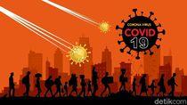 Update Corona di Jateng 4 Juli: 4.670 Positif, 1.269 PDP Meninggal