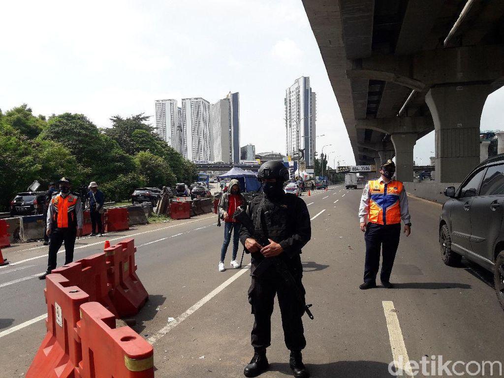 Operasi Ketupat Selesai, Pos Penyekatan Tetap Dijaga TNI-Polri
