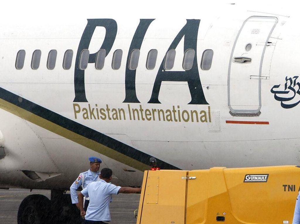 Parah! 141 Pilot Maskapai Nasional Pakistan Ketahuan Berlisensi Palsu