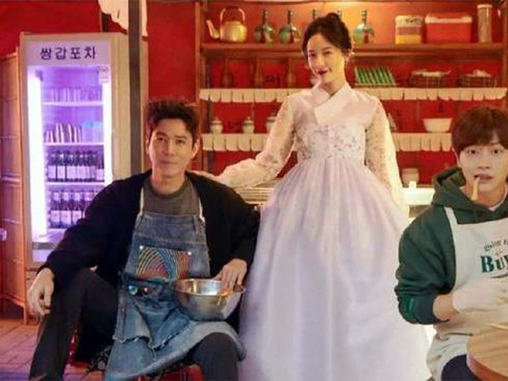 5 Fakta Menarik Mystic Pop-up Bar, Drama Korea Terbaru di Netflix
