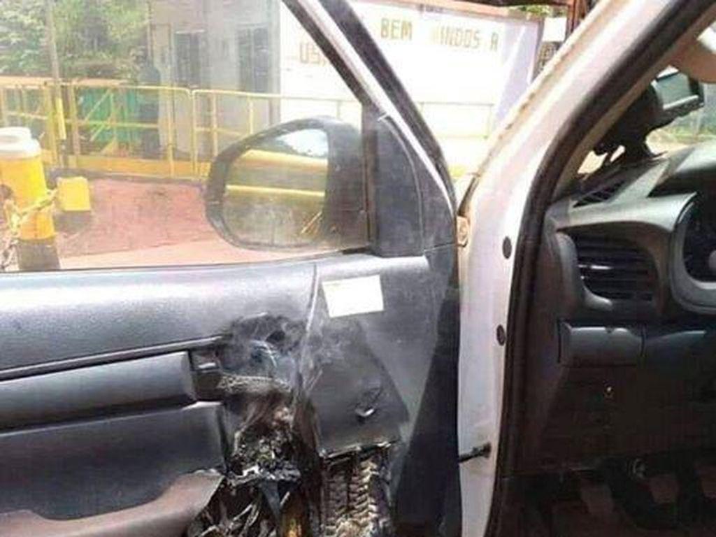 Cara Aman Simpan Hand Sanitizer Agar Tak Jadi Pemicu Kebakaran di Mobil