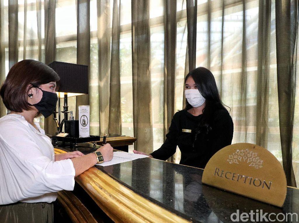 Libur Akhir Tahun 2020, Hotel Siapkan Protokol Kesehatan Sambut Tamu