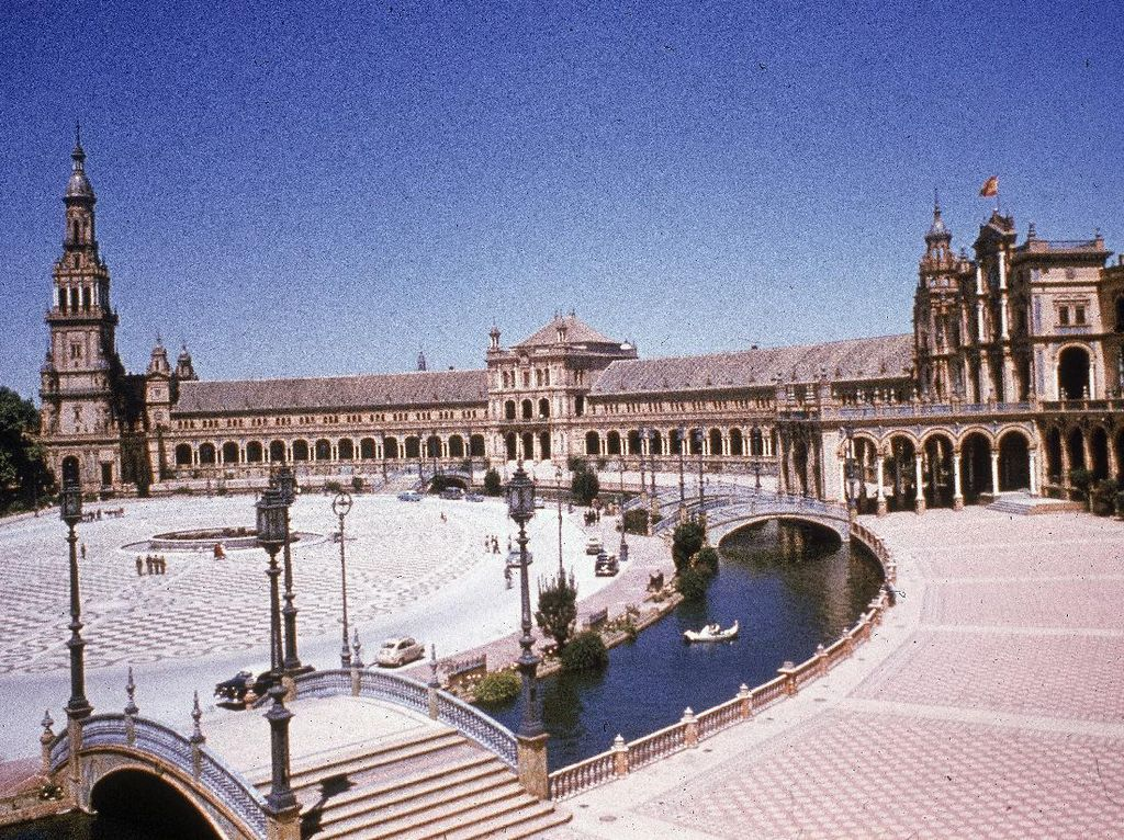 Sevilla Bakal Punya Masjid Pertama Setelah Menunggu 700 Tahun