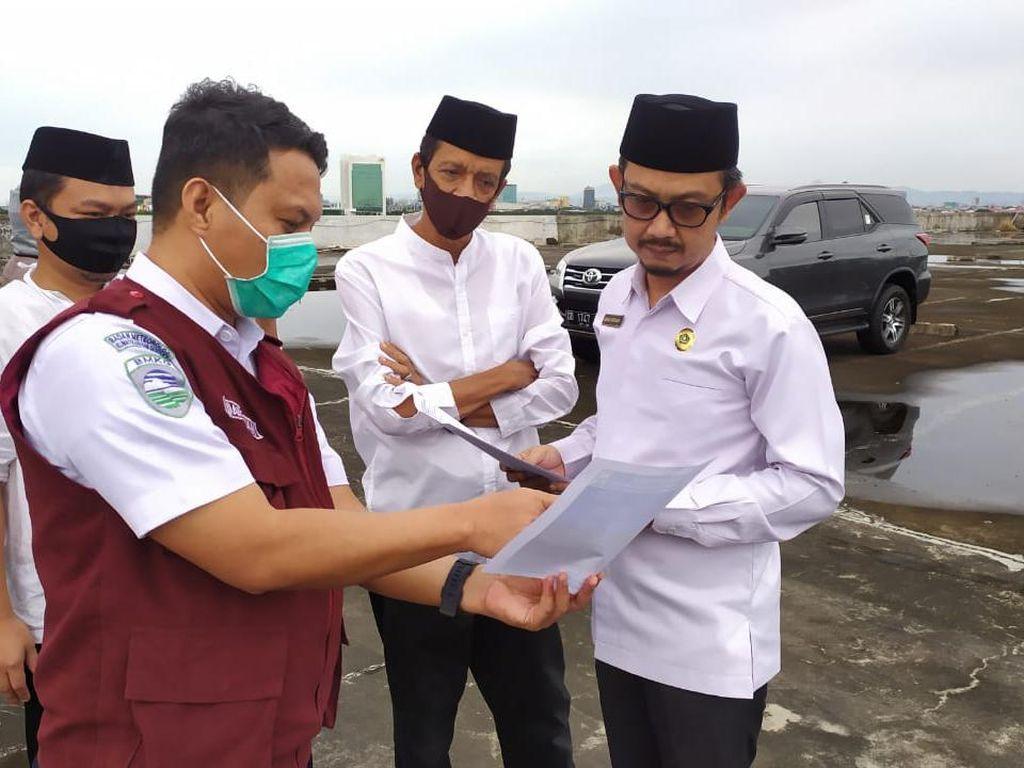 Pemantauan Hilal di Makassar Ikuti Protokol Kesehatan COVID-19