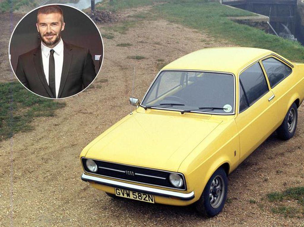 Ini Mobil Pertama Elon Musk, David Beckham, sampai Mr Bean
