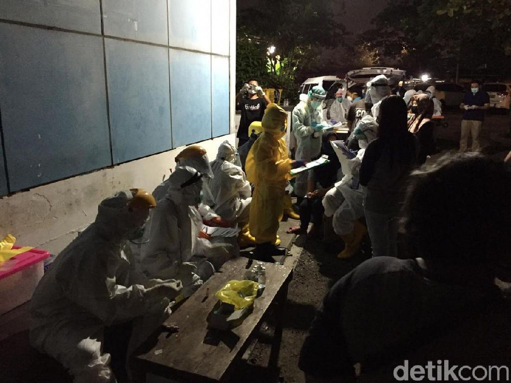 Jadi Klaster Kasus Corona, Pasar Kobong Semarang Ditutup Sementara