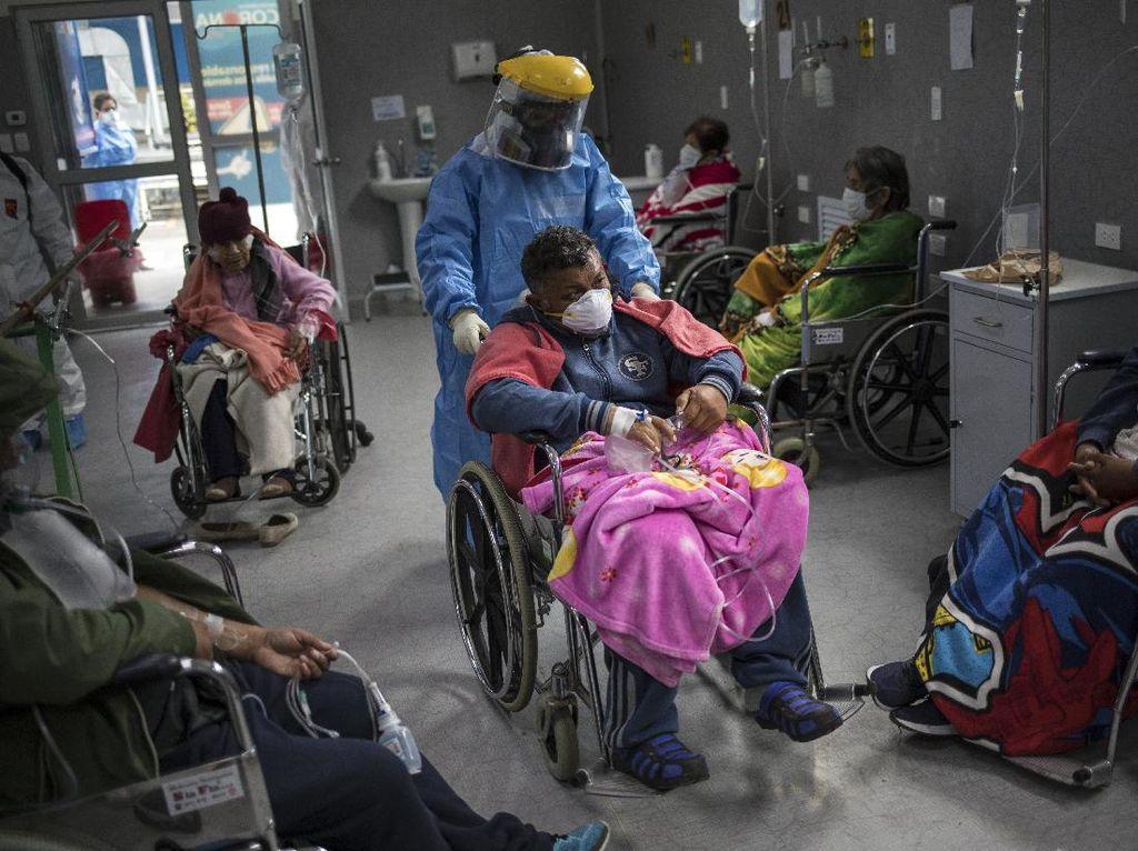 Peru Catat Total 302.718 Kasus Corona, Tertinggi Kelima di Dunia