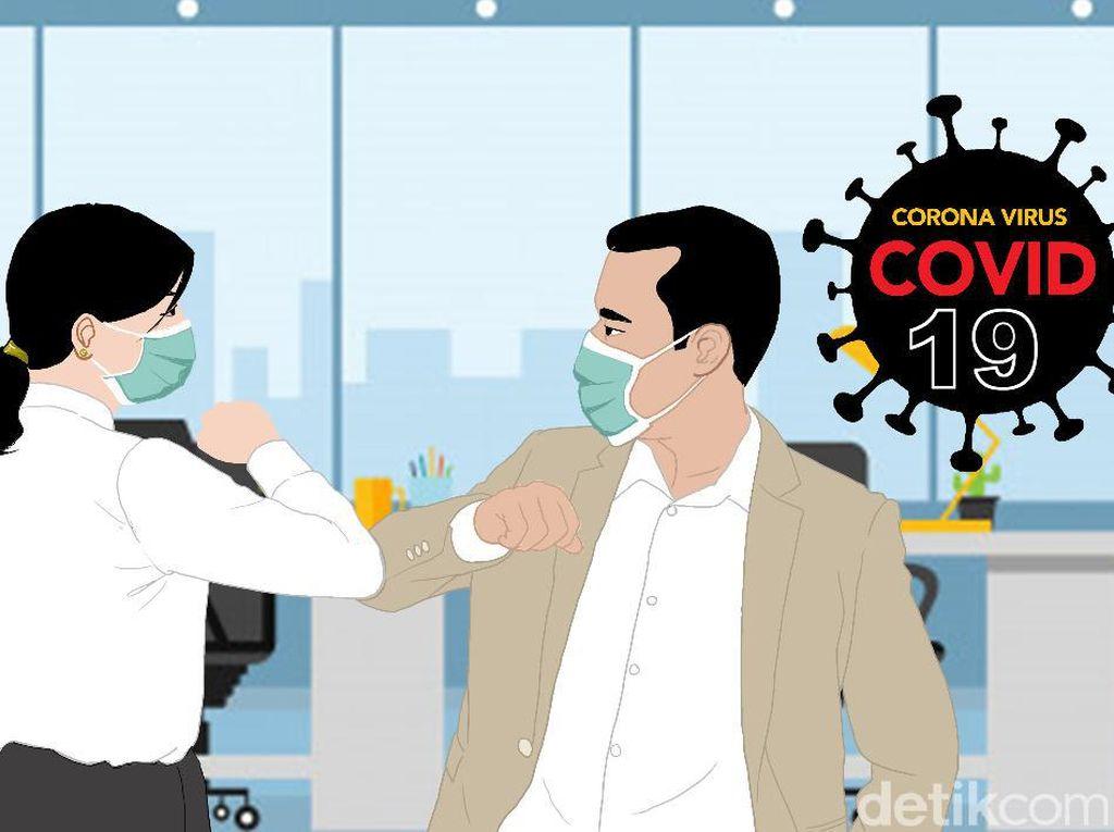 Luhut Minta Perkantoran Perbaiki Sirkulasi Udara Demi Cegah COVID-19