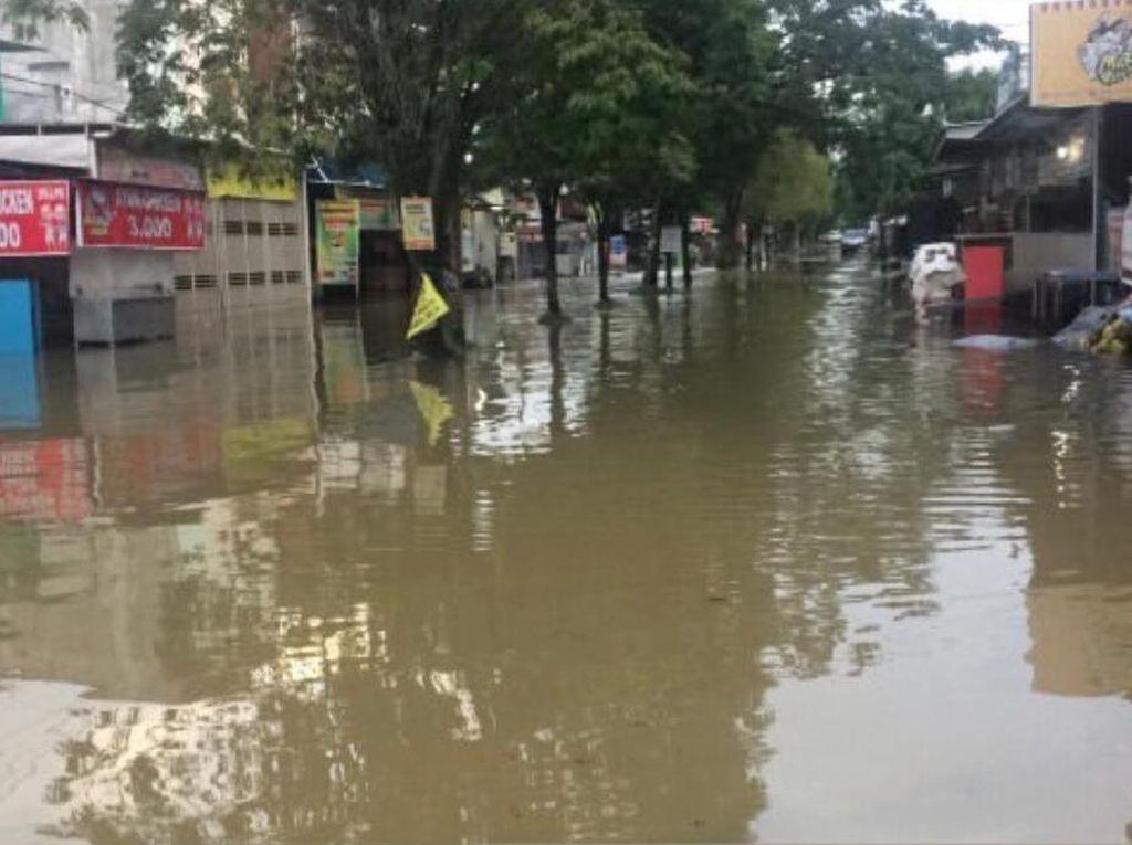 2 Daerah di Samarinda Kaltim Terendam Banjir Jelang Idul Fitri