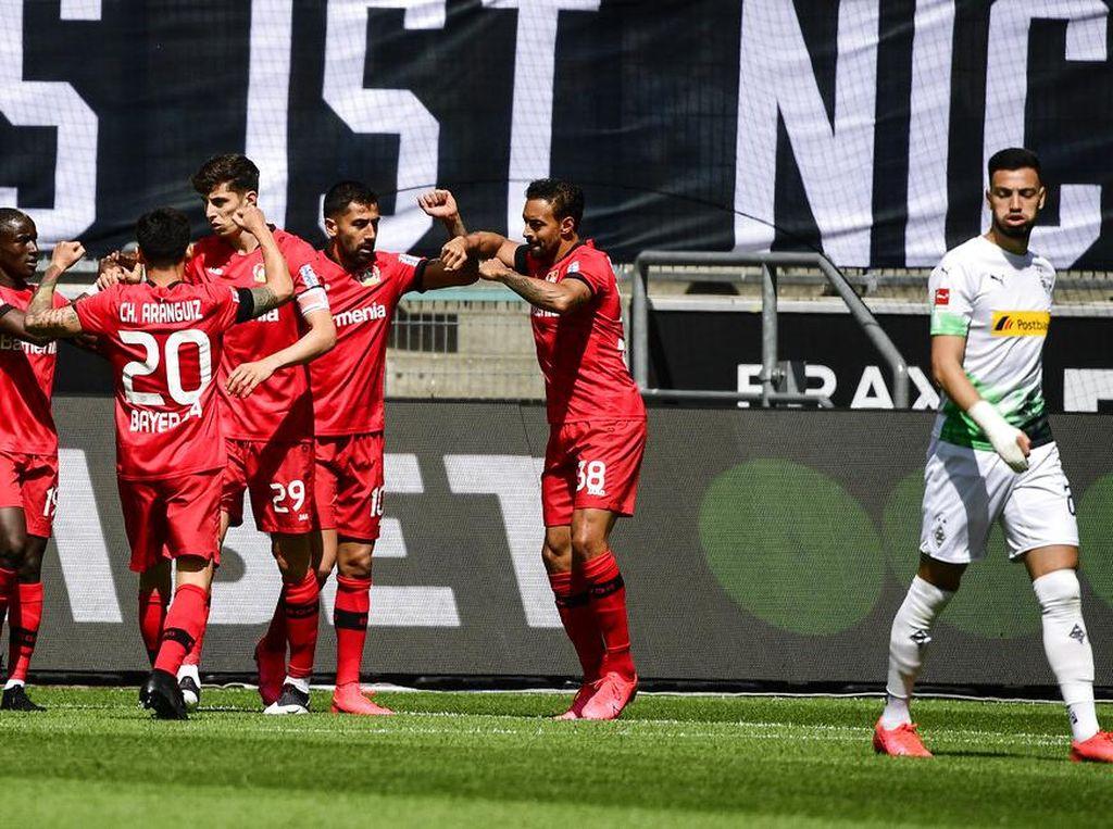 Gladbach Vs Leverkusen: Kai Havertz Dua Gol, Tim Tamu Menang