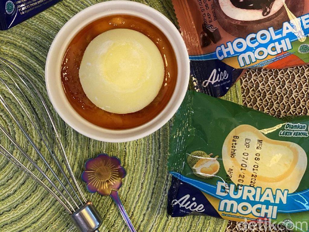 Aksi Seru Chef Karen dan Vidi Aldiano Kompak Bikin Dessert Mewah