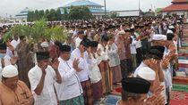 Jemaah Tarekat Syattariah di Aceh Gelar Salat Id Hari Ini