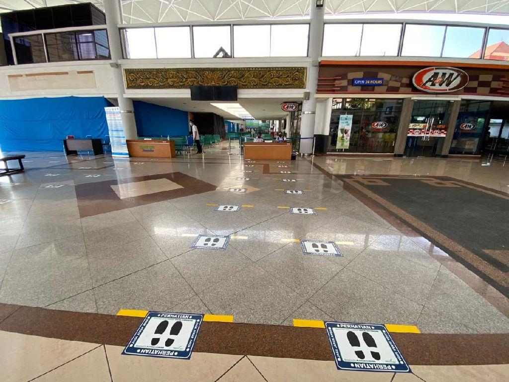 Protokol Kesehatan Wajib di Bandara Juanda Saat Layanan Operasional Terbatas