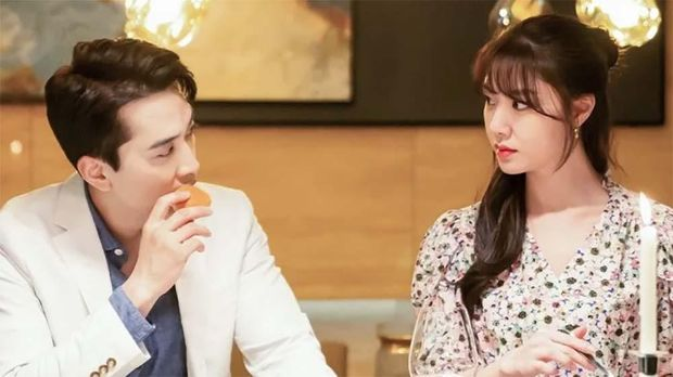 Dinner Matedok. MBC Drama via hancinema